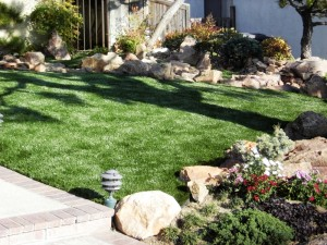 Jack's Artificial Turf Installation